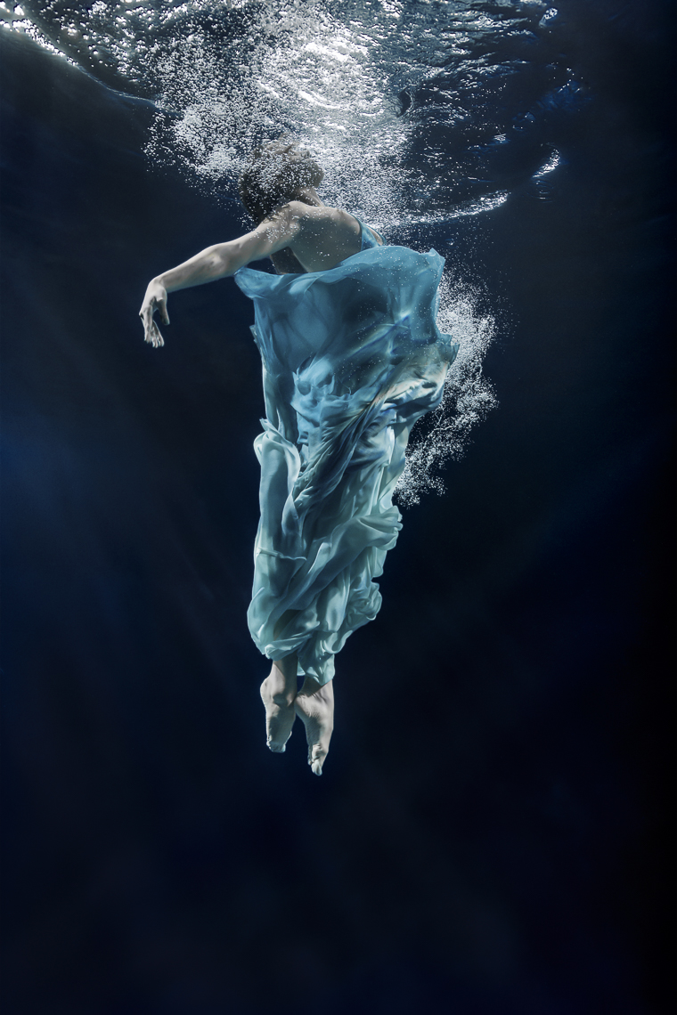 Underwater Editorial Photography